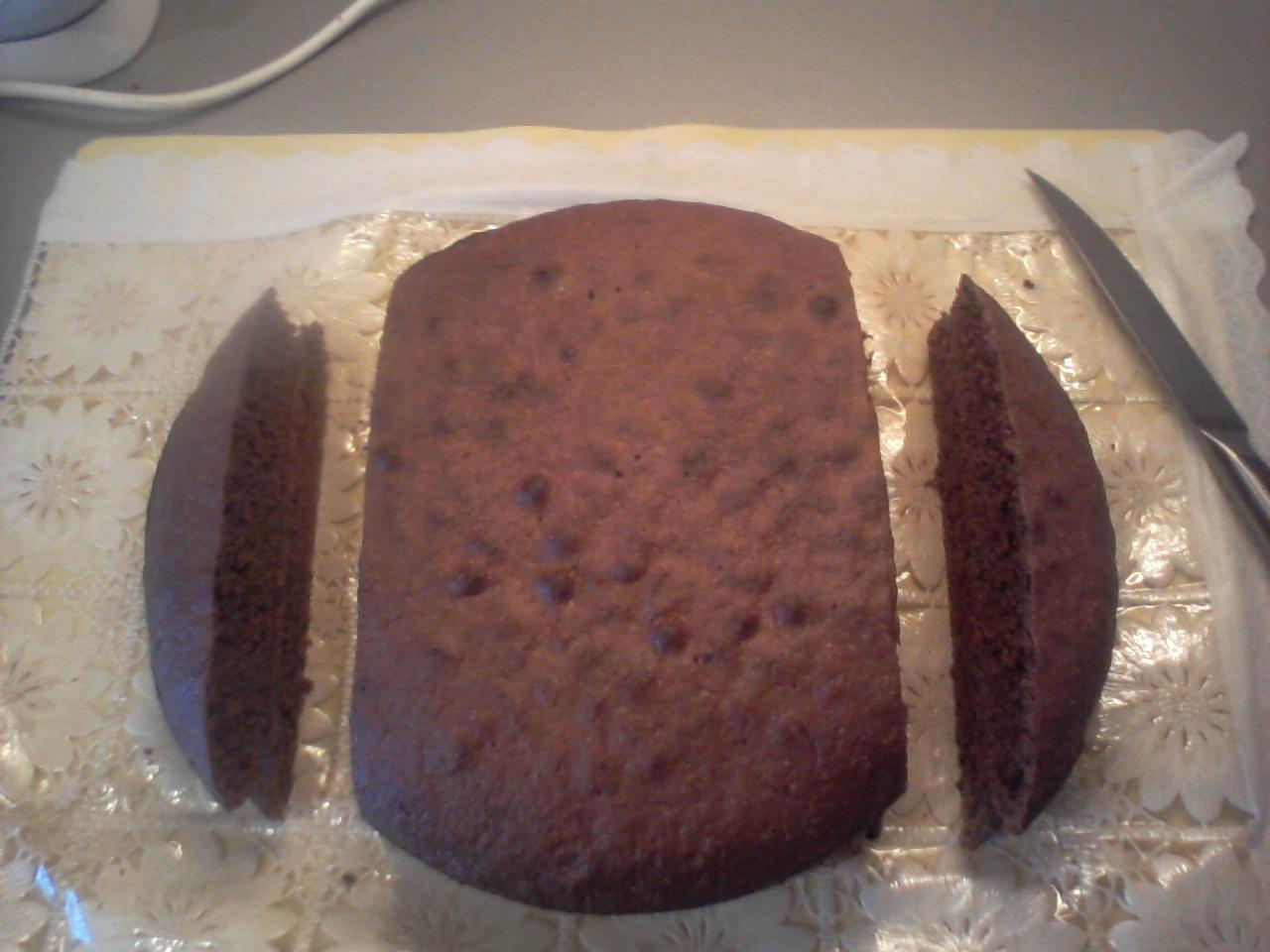 торт машина рецепт с фото