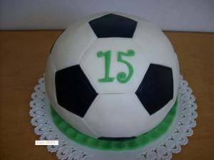 идеи тортов из мастики, торт Футбольный мяч, мастер-класс пошагово с фото