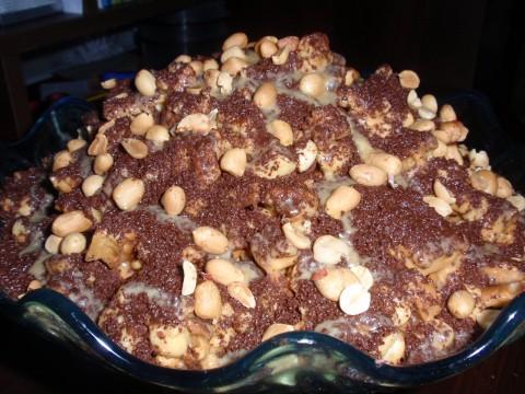 Торт муравейник рецепт без выпечки