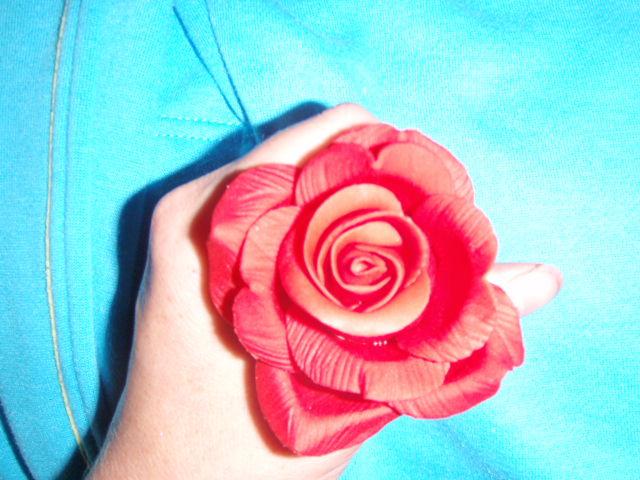 Как сделать цветы из мастики своими руками