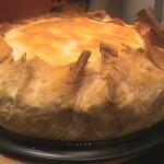 слоенный пирог - банница