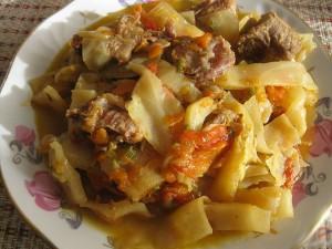 Блюдо из картошки по домашнему