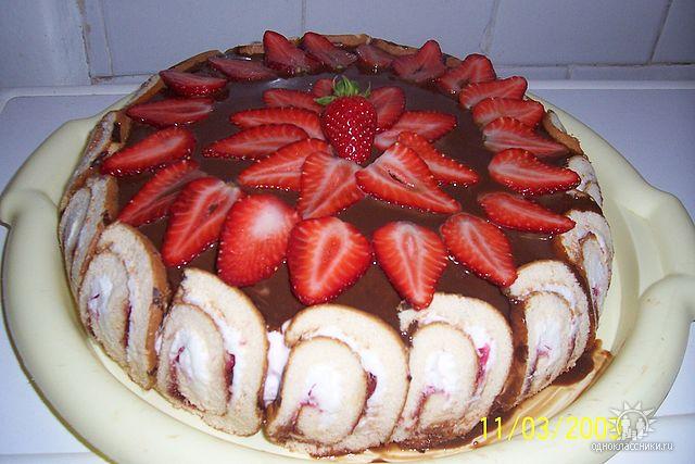 Пирожное вкусно своими руками торт