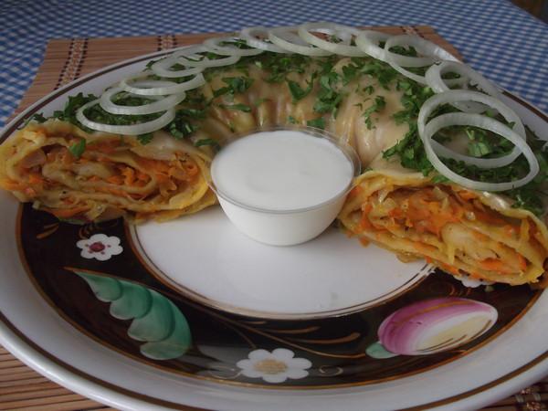 ханум рецепт в духовке с фото