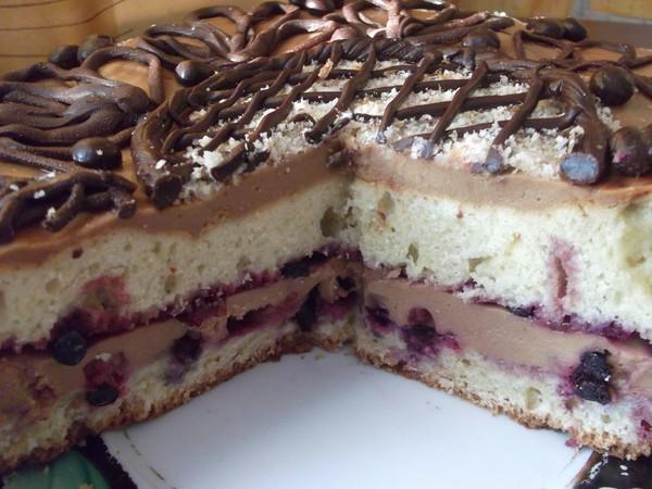 рецепт детского торта на день рождения с фото