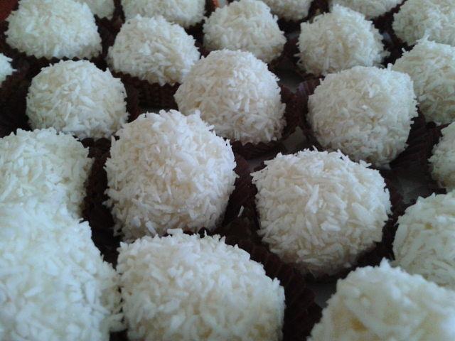 Домашние конфеты рафаэлло рецепт