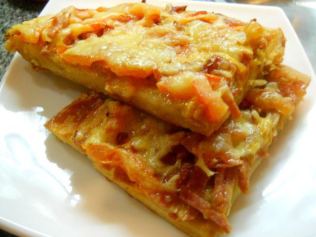 тесто для классической итальянской пиццы рецепт
