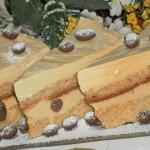 торт Карамельный с суфле