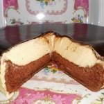 Торт Птичье молоко без манки