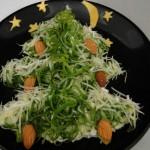 """Куриный салат """"Розовый куст"""" – кулинарный рецепт"""