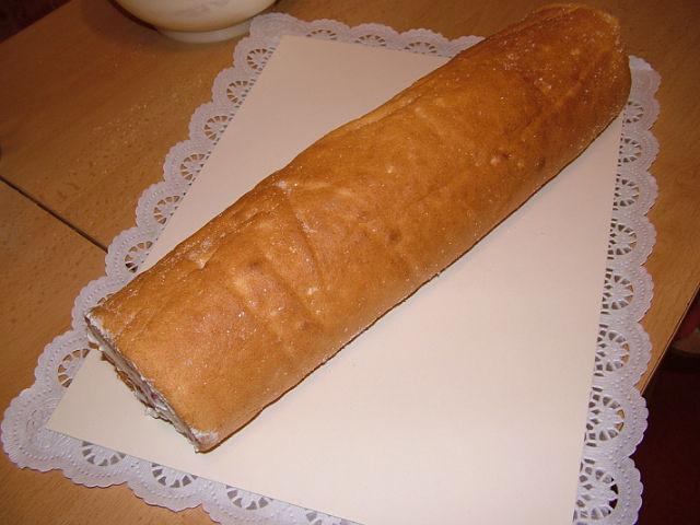 Рецепты сладкого рулета с фото пошагово