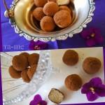 Домашние марципановые конфеты.Рецепт вкусных конфет ручной работы.