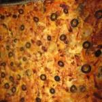 Тесто для пиццы без дрожжей на кефире. Лепешки на кефире.