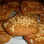 пшеничные хлебцы домашние