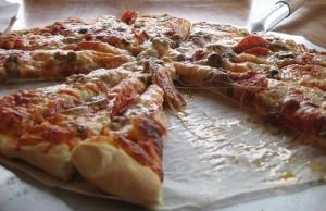 пицца картофельное тесто