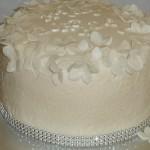 Видео урок по украшению тортов из мастики — декорирование тортов с помощью трафаретов.