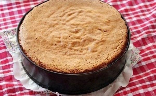 Торты из бисквита рецепт пошаговый 49