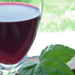 Домашнее сладкое вино из черной смородины