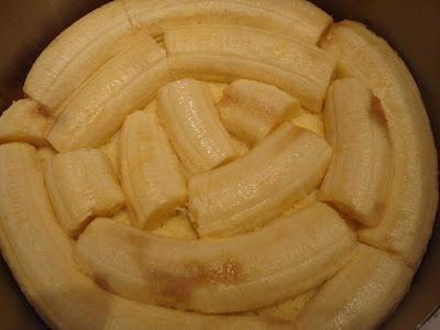 манник на сметане с бананом рецепт с фото
