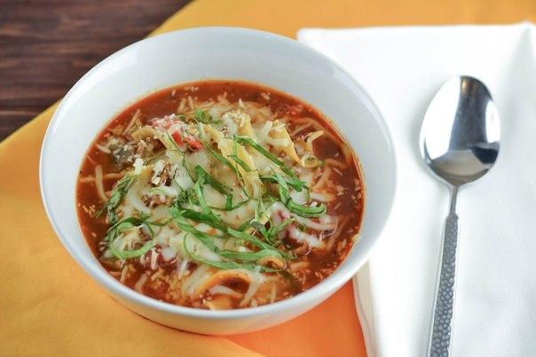 рецепт супа из картошки и макарон
