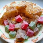 Рецепт рахат-лукума. Турецкие сладости