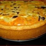 Драник  с грибами и мясом – вкуснейший пирог в мультиварке
