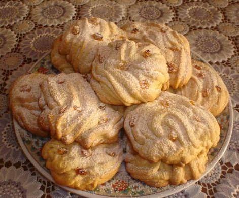 печенье через мясорубку рецепт с майонезом с фото