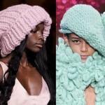 Модные головные уборы для женщин: сезон – зима 2014-2015 г