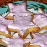 Рождественское печенье Зоря – сладость, поднимающая настроение!