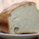 Вкусный домашний хлеб. Рецепт постного хлеба