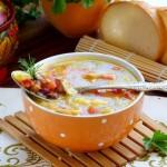Мясной суп с фасолью в мультиварке. Рецепт супа в мультиварке