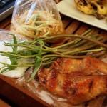 Курица-гриль – рецепт тайской кухни
