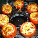 Помидоры на мангале. Фаршированные помидоры с восхитительным вкусом!