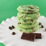 Mint Chocolate Chip Cookies2