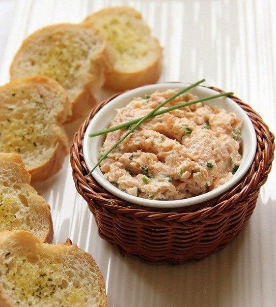 Рыбный паштет 15 рецептов с фото пошагово. Как сделать 8