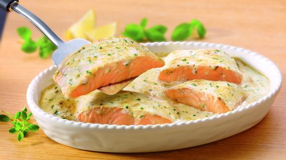 сливочный соус к рыбе рецепт с фото