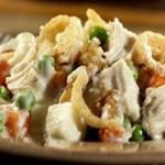 Салат с креветками и рыбой – вкусное сочетание морепродуктов!