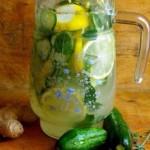 Идеальный напиток для похудения – вода Сасси!