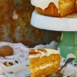 Морковный торт – приготовление в мультиварке