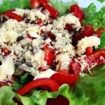 Салат с грибами и сладким перцем – непревзойденный вкус!