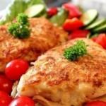 Жареная рыба в картофельном кляре