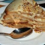 торт с пряниками