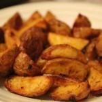 Острый картофель в духовке – вкуснейший гарнир!