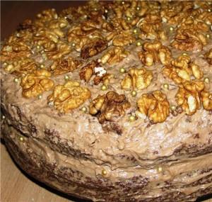 старинный торт