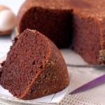 Шоколадный бисквит – рецепт приготовления в мультиварке