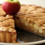 Шарлотка с яблоками в микроволновой печи за 15 минут