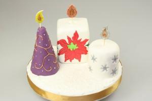 Как украсить новогодний десерт – три невероятно оригинальные идеи!