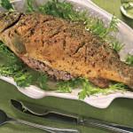 Фаршированная рыба. Карп, фаршированный гречкой и грибами – старорусская кухня