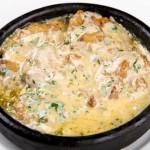 Жареные мозги в соусе – блюдо старорусской кухни