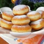 Рецепт пончиков – невероятно нежных, тающих во рту!